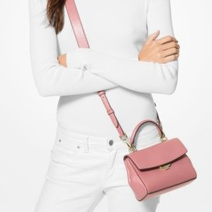 Michael Kors Bags - MICHAEL KORS Ava Ex-Small @ ROSE Leather Crossbody